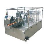 Horizontale Automatische het Vullen Verzegelende Machine voor Tribune op Zakken (Pak Doy)