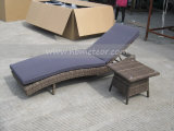 Mtc-115 Rattan Furniture Outdoor Garden Lounge / Sunbed