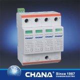 Dispositivo de protección contra sobretensiones de CC 3phases SPD 10ka Mouldar 220V Surge Arrester