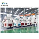Горячие продажи машины древесных гранул производственной линии Сделано в Китае