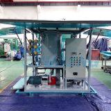 El equipo de procesamiento de aceite del transformador de vacío