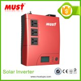 <Must>のHigh Efficiency 1.4kVA DC 12VへのHome SolarのためのAC 220V Modified Sine Wave Solar Inverter