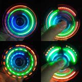 Girobussola a cristallo di punta della barretta di stile della lampada di cristallo calda del triangolo LED