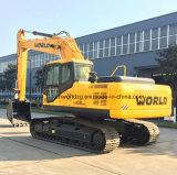 Precio competitivo China Nueva 20 toneladas de la excavadora hidráulica