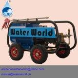 Hochdruckwasserstrahl400bar mit dem 20m Schlauch