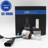 S2 9006 H4 COB FAROS LED 72W 8000LM Coche 12V Iluminación faros de niebla