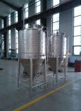1200L蒸気暖房ビール装置
