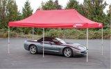 10 ' x20 konkurrenzfähiger Preis-Stahlkonstruktion-faltbares Auto-Zelt