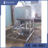 VacuümHomogenisator van de Mixer van de Scheerbeurt van het Roestvrij staal van de Rang van het voedsel de Gealigneerde Hoge