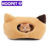 고양이 모양 고양이 집 침대