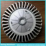 Radiateur en aluminium/en aluminium d'extrusion de profil