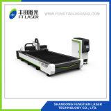 incisione Machine4015 di taglio del laser della fibra del acciaio al carbonio del metallo di CNC 300W