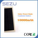 2015 banco delgado estupendo de la energía solar de la alta capacidad 10000mAh