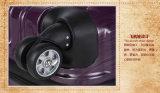 良質のトロリー荷物ハイブリッド旅行荷物ABS+PCの荷物セット