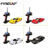 Firelap 1: 28 Mini Z 4WD Kids RC Toy Cars avec écran LCD Radio Control Transmitter