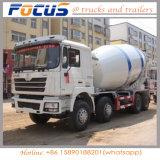 시멘트 납품을%s 9cbm Zoomline 구체 믹서 펌프 트럭의 판매권