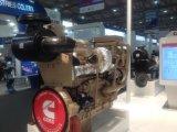 motor diesel marina de 350HP Cummins, motor del barco de la draga