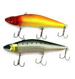 49g 15cm Vib Organisme responsable des appâts s'attaquer à la pêche dur Lure