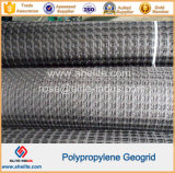El polipropileno Bx de geomalla para Puente