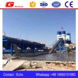 120m3/Hはセメントのコンクリートの中国の区分の混合プラントをぬらした