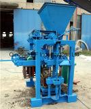 Qt4-35 Petit manuel machine à fabriquer des blocs de béton de ciment de gros creux
