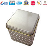 Metall Beautiful Wedding Favor Tin für Gift Jy-Wd-2015120702