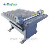 Patrón de la máquina de corte de prendas de vestir de la máquina de corte
