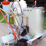 Heißer Verkaufs-thermoplastische Lack-Straßen-Markierungs-Maschine