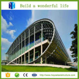 Edifício elevado da fabricação da alameda de compra da construção de aço da ascensão