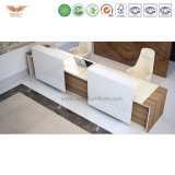 Bureau de réception rectangulaire en bois de premier constructeur de la Chine