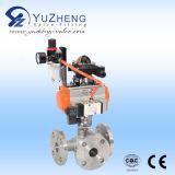 Atuador pneumático rotativo de dupla ação