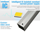 3 ano de garantia do perfil de alumínioLED de alta potência de luz do tubo linear