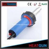 Tragbare 1600W Hot Kunststoff Schweißpistole 650c für PVC PE PP