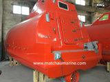 Supervivencia Marina del bote salvavidas de caída libre con motor Diseal en Venta