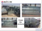 Pianta affusolata della plastica di basso costo della struttura d'acciaio della sezione di H