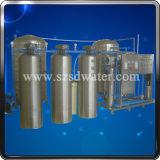 Linea di produzione automatica completa delle acque in bottiglia