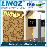 중국 정격 부하 1000kg 1.0-4.0m/S에 있는 상업적인 전송자 엘리베이터 가격