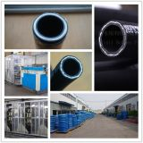 Glatter Oberflächenindustrie-Gummihydraulischer Hochdruckschlauch