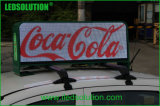 Ledsolution P5 높은 광도 3G 택시 상단 발광 다이오드 표시