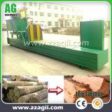 Forêt doubleur de gamme en bois horizontale de la machine portable