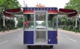 De populairste Mobiele Aanhangwagen van het Voedsel van de Straat van de Kar van het Voedsel