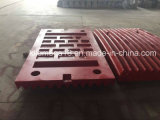 Buon Quality Jaw Plate per Jaw Crusher