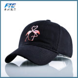 綿の刺繍6のパネルの野球のスポーツの帽子の帽子