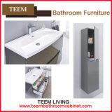 Het houten Kabinet van de Badkamers, Kabinetten van de Ijdelheid van de Badkamers van de Spaarder van het Toilet de Ruimte
