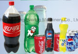 Máquina de enchimento Carbonated engarrafada da bebida