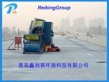 Populärer hoch entwickelter Fahrzeug-Typ Granaliengebläse-Maschine