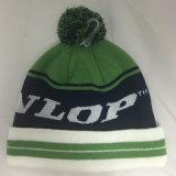 正常なデザイン刺繍の暖かい冬によって編まれる帽子