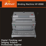 HP-8988 Ad Office A3 A4 de la máquina de encuadernación de alambre
