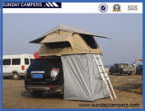 2017 tenda superiore di campeggio del tetto dell'alta tela di canapa di Quanlity 4WD