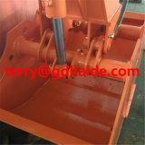 Cubeta da parte superior para a máquina escavadora de Hitachi Zx200